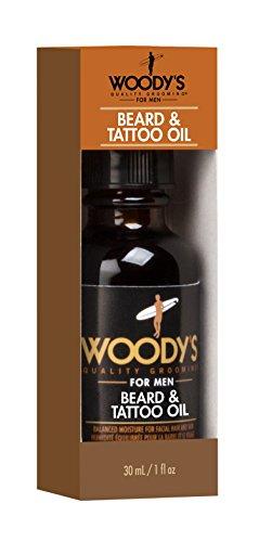 Woody's Beard Oil, 1 fl.oz. 1