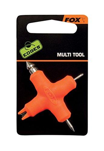 Fox Edges Micro Multi Tool orange