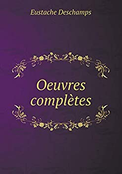 Paperback Oeuvres Completes [French] Book