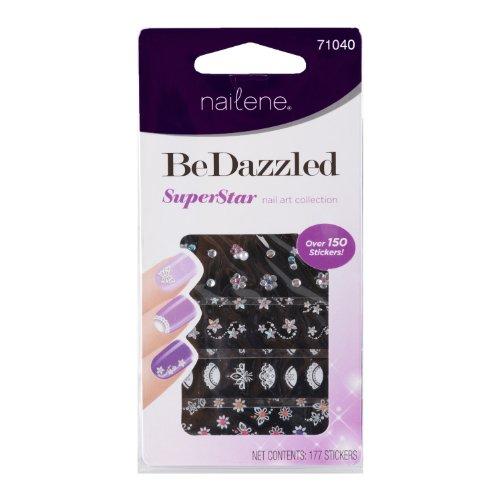 Nailene Bedazzle Superstar Nail Art