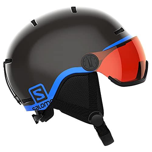 Salomon Kinder Grom Visor Ski Bild
