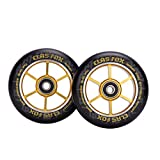 CLAS FOX Pro Stunt Scooter Rollen Roller Räder Wheels 100mm EIN...