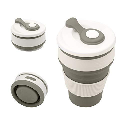 Koffie mokken reizen inklapbare siliconen beker vouwen water bekers BPA gratis voedsel kwaliteit drinken Ware mok thee koffie bekers