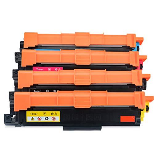 UKKU para su Hermano TN-227 Reemplazo del Cartucho de tóner para el Hermano HL-L3270CDW L3230CDW L3210CW L3290CDW MFC-L3750CDW L3710CW Impresora Negro Amarillo Cian Magen Set