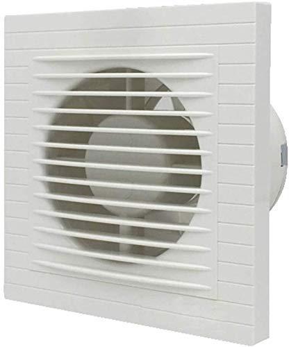 Aspiradores de ventilación extractor 120 milímetros de escape ventilador silencioso ventilación potente baño Duct 5 pulgadas Air Volumen: 50 m3 / h, ruido: desagüe ≤ 34 dB fan conducto Baibao