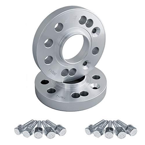 Simoni Racing DR013/B7 Separadores Ruedas Completos de Tornillos Específicos, 20 mm