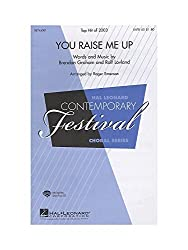 Josh Groban: You Raise Me Up (SATB). Partitions pour SATB, Accompagnement Piano