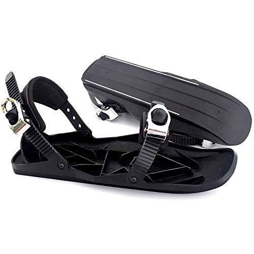 JW-YZWJ Ski Boots Mini Wearable Sled Ski Boots, Winter Outdoor Travel Snow Skis, Snow Shoes, Snowboards