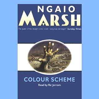 Colour Scheme audiobook cover art