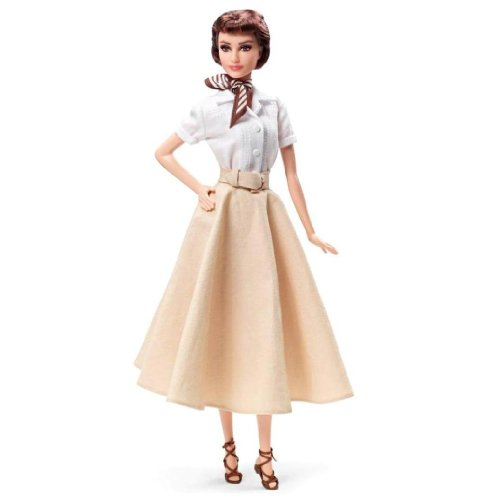 Mattel X8260 - Barbie Collezione Audrey Hepburn, Vacanze Romane