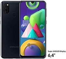 SAMSUNG SM-M215F Galaxy M21 Çift Sim Smartphone Siyah