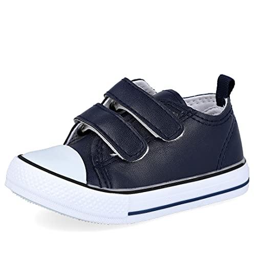Bubble Kids A3515 Zapatillas Piel sintéticas niño - Sintético para: NIÑA Color: Azul Talla: 19