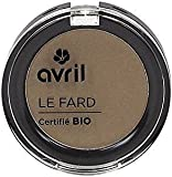 Avril - Bio Eye Shadow - Marecage 74 - Compatible with Other Colours - with Moisturising Argan - with Antioxidant Pomegranate Extract - 2,50 gr