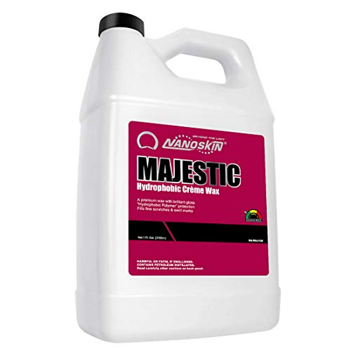 MAJESTIC Hydrophobic Crème Wax [NA-MAJ128], 1 Gallons