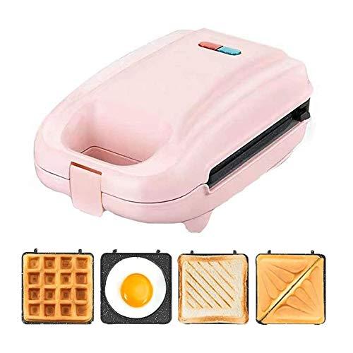 SZHWLKJ Electric Sandwich Maker, Panini Press + Sandwich Maker Toasting, Grilling, Waffles,...