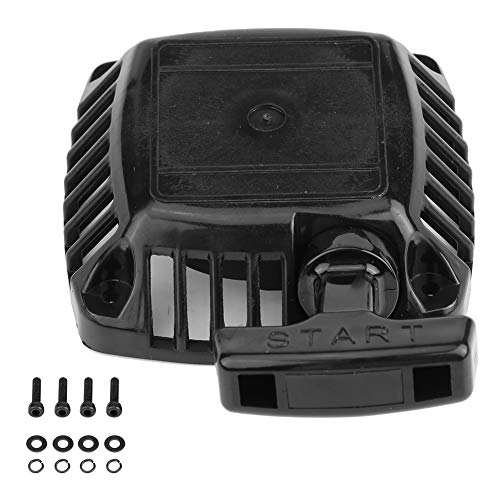 Dilwe RC Car Motor Pull Starter, Pull Starter Benzin Auto 1: 5 Motoren Kompatibel mit HSP 94050 95054 HPI Baja REDCAT RC Car