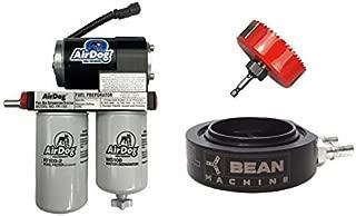 AirDog 150 GPH Fuel Lift Pump & Bean Machine Sump Kit Compatible with 1998.5-2004 Dodge Ram 5.9L Cummins Diesel