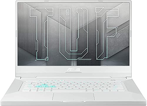 Asus TUF Dash 15 FX516PM-AZ154TS I7-11370H/RTX3060-6GB/8G+8G/1T SSD/15.6 FHD-240hz/Backlit/WIFI6/ 76Wh/ Office Home & Student 2019/ McAfee(1 Year)/Xbox Game Pass(30 Days)/ / WIN10/ 1C-Moonlight White