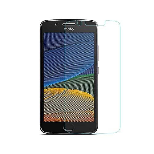 Motorola Motorola G5 Hartglas Bildschirmschutzfolie Gadget Boxx
