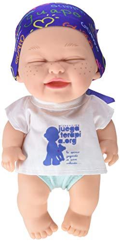Muñeco Baby Pelón Alejandro Sanz - Juegaterapia