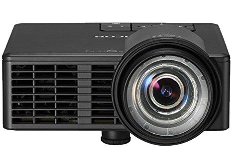 Ricoh PJ WXC1110 video - Proyector (600 lúmenes ANSI, DLP, WXGA (1280x800), 600:1, 16:10, 1270 - 2540 mm (50 - 100
