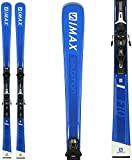 Salomon S/Max F10 Skis w/ M10 GW Bindings Mens Sz 175cm