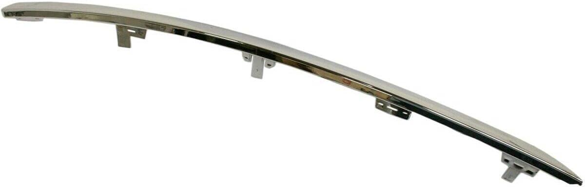 Bumper Face Bar Max 82% OFF Trim Front Right Compatib Hand shop RH Side Passenger