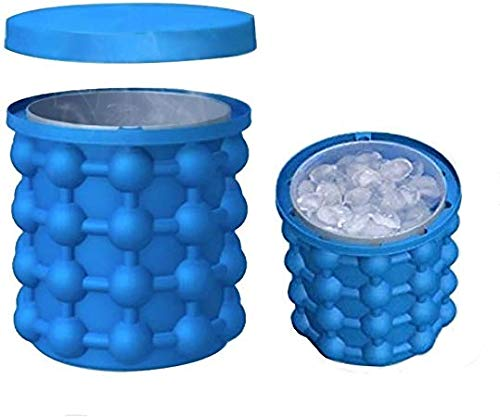 Maquina De Gelo Manual Ice Cube Maker Genie