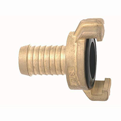 Wassertechnik 571954 Messing Schlauchstück 1,9 cm (0,75 Zoll), 19mm