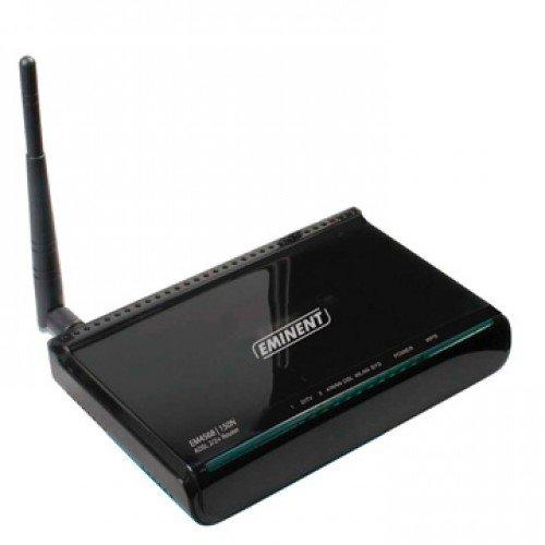 Eminent EM4568 Wireless 150N ADSL2/2+ Router
