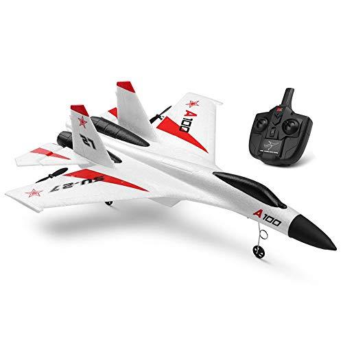 DBXMFZW 3 canales de ala fija control remoto planeador 6-eje giroscopio RC Aeronaves interiores y exteriores 2.4G inalámbrico RC Avión EPP espuma RC Aeroplano Dual-Motor RC Aircraft Vacaciones para ni