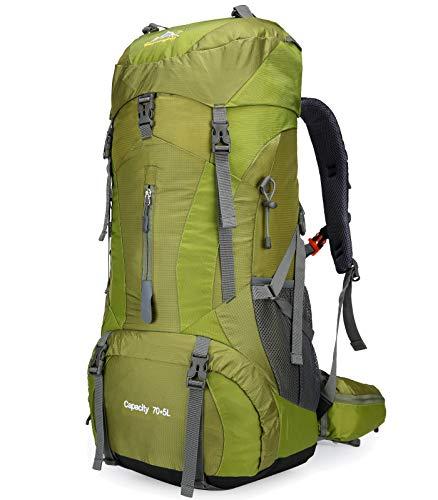 viajes de campamento escalada de monta/ña Mochila de monta/ñ senderismo Mochila de senderismo Mochila de alpinismo impermeable para mochila de 30 litros trekking ideal para el deporte al aire libre