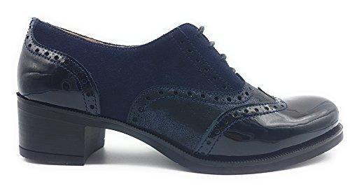 LINCE 74855 Ingles Combi Medio Mujer Azul 36
