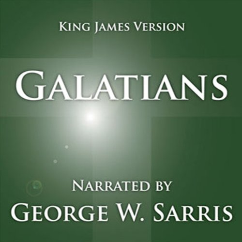 The Holy Bible - KJV: Galatians cover art