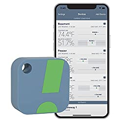 SensorPush Wireless Thermometer/Hygrometer for iPhone/Android