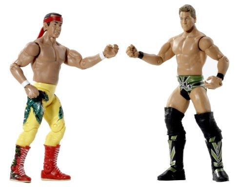 WWE Collector Legends Kerry Von Erich With Blue Robe Figure Series #6