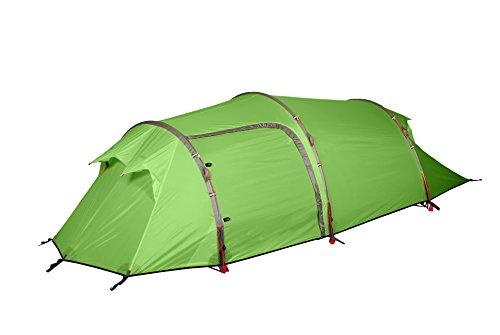HALTI, Tenda da Campeggio XPD Finland 2, Verde (Grün - Grün)