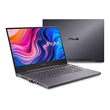 "ASUS ProArt StudioBook Pro 15 Mobile Workstation Laptop, 15.6"" UHD NanoEdge Bezel, Intel Core i7-9750H, 48GB DDR4, 2TB…"