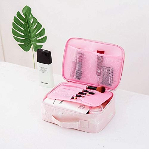 Flamingo Dames make-up tas draagbare make-up tas cosmeticatas reis-cosmeticatas ondergoed make-up organizer L