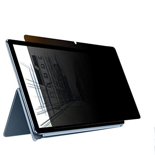 YANGXIAOJUAN Computer Anti-peeping Protection Film, Laptop Film Anti-peeping Privacy Protection Office Outdoor Screen HD Eye Protection Anti-glare Anti-scratch Scratch (Size : 12 inches)