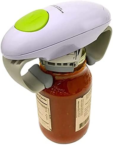 QEBIDVL Electric Jar Opener for Automatic Touch Max 52% OFF One Max 66% OFF
