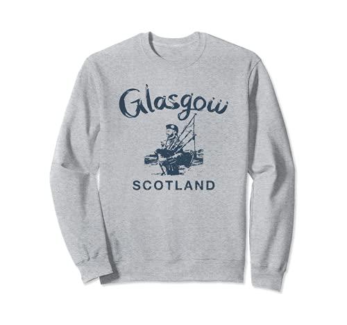 Escocia Glasgow Galico vintage escocesa Sudadera