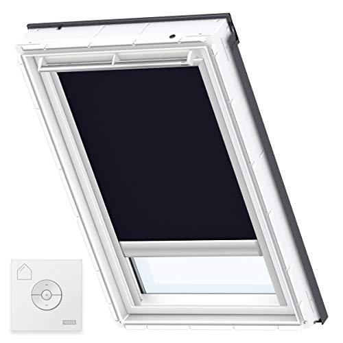 VELUX Original Cortina de Oscurecimiento Solar (DSL), SK06, Azul Marino
