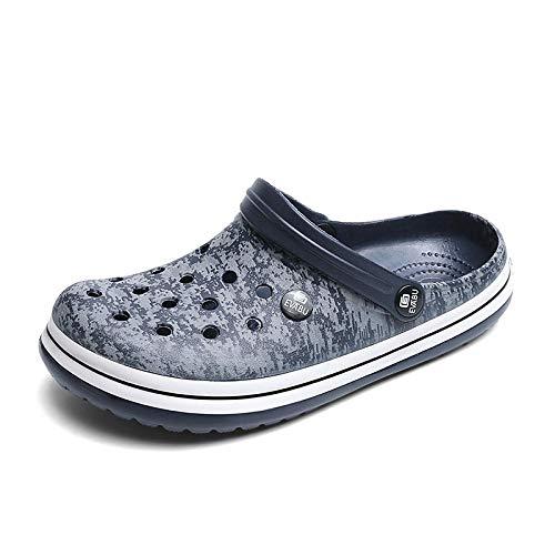 Zuecos Jardín y el Ocio Sandalias,Zapatos de pesca de verano para hombres,zapatillas...