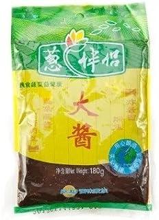 山东特产《葱伴侣》大酱 豆瓣酱 甜面酱-家的味道 (3包, 大酱)
