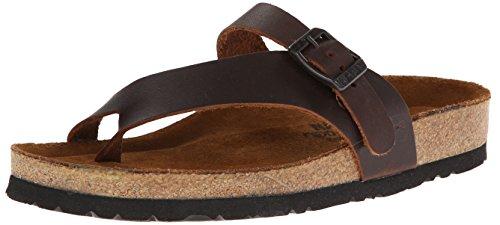 Naot Footwear Women's Tahoe Sandal , Buffalo Lthr , 9-9.5 M US