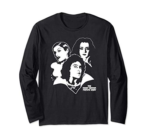 The Rocky Horror Picture Show Trio Langarmshirt