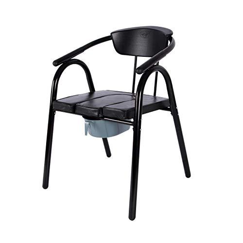 CRKY Fallender Sessel, Fahrende Toilette Am Krankenbett, Toilettenaufzug FüR Zu Hause, äLtere Menschen, Schwangerschaftstoilette, Wasserdichter Rutschfester Badesessel