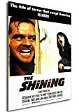 Instabuy Poster Shining Vintage Theaterplakat- A3 (42x30