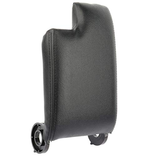 FINDAUTO Black Center Console Lid Replacement Armrest Cover Repair Kit for 1999-2004 For BMW E46 3 Series